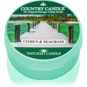 Country Candle Citrus & Seagrass čajna svijeća 42 g