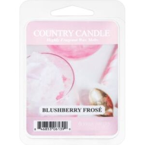 Country Candle Blushberry Frosé vosak za aroma lampu 64 g