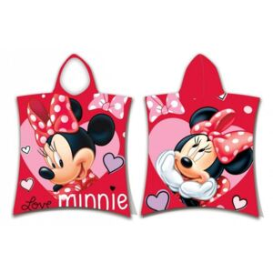 Poncho Minnie Love 50/115